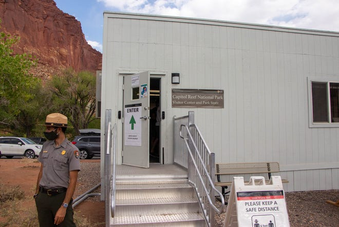 Capitol Reef National Park faces visitor center renovations and crowded parking lots in 2020.