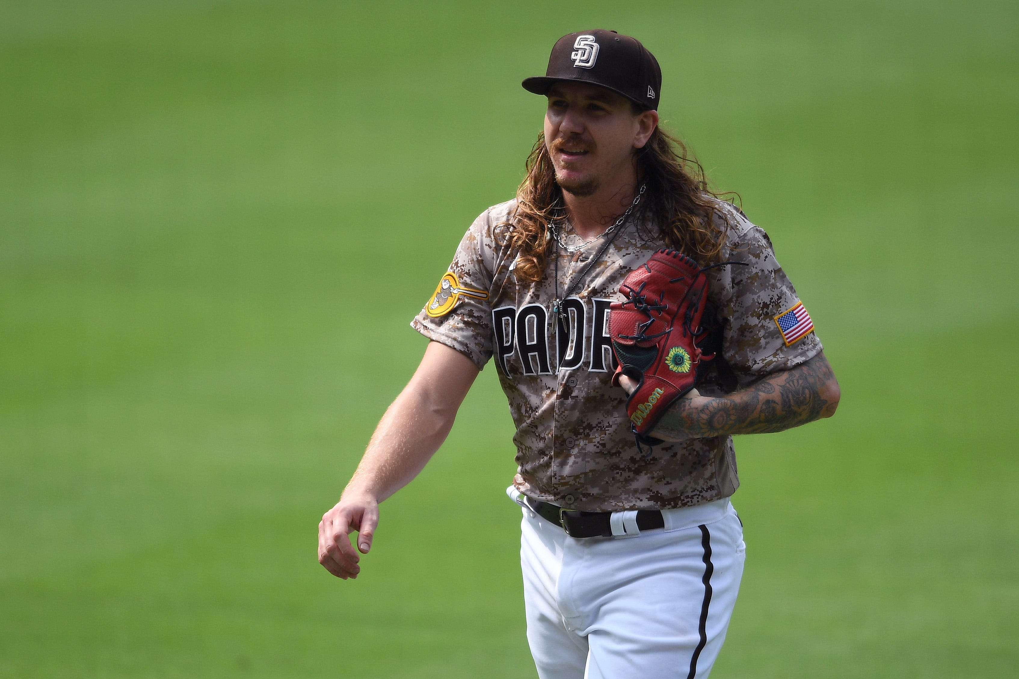 Padres' top pitchers Mike Clevinger and Dinelson Lamet left off roster vs. Cardinals due to injury