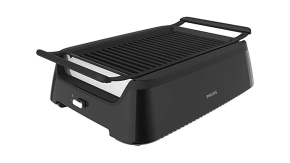 Keep summer going with this indoor smokeless grill.