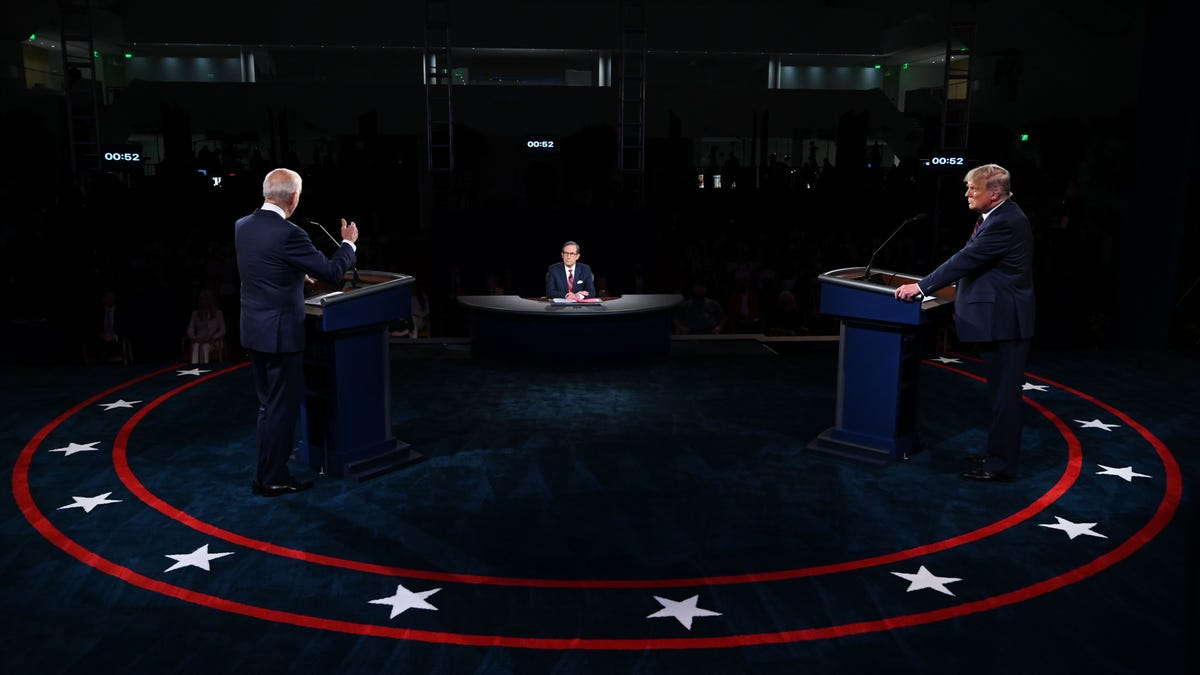 Nashville presidential debate to take on `additional structure`...