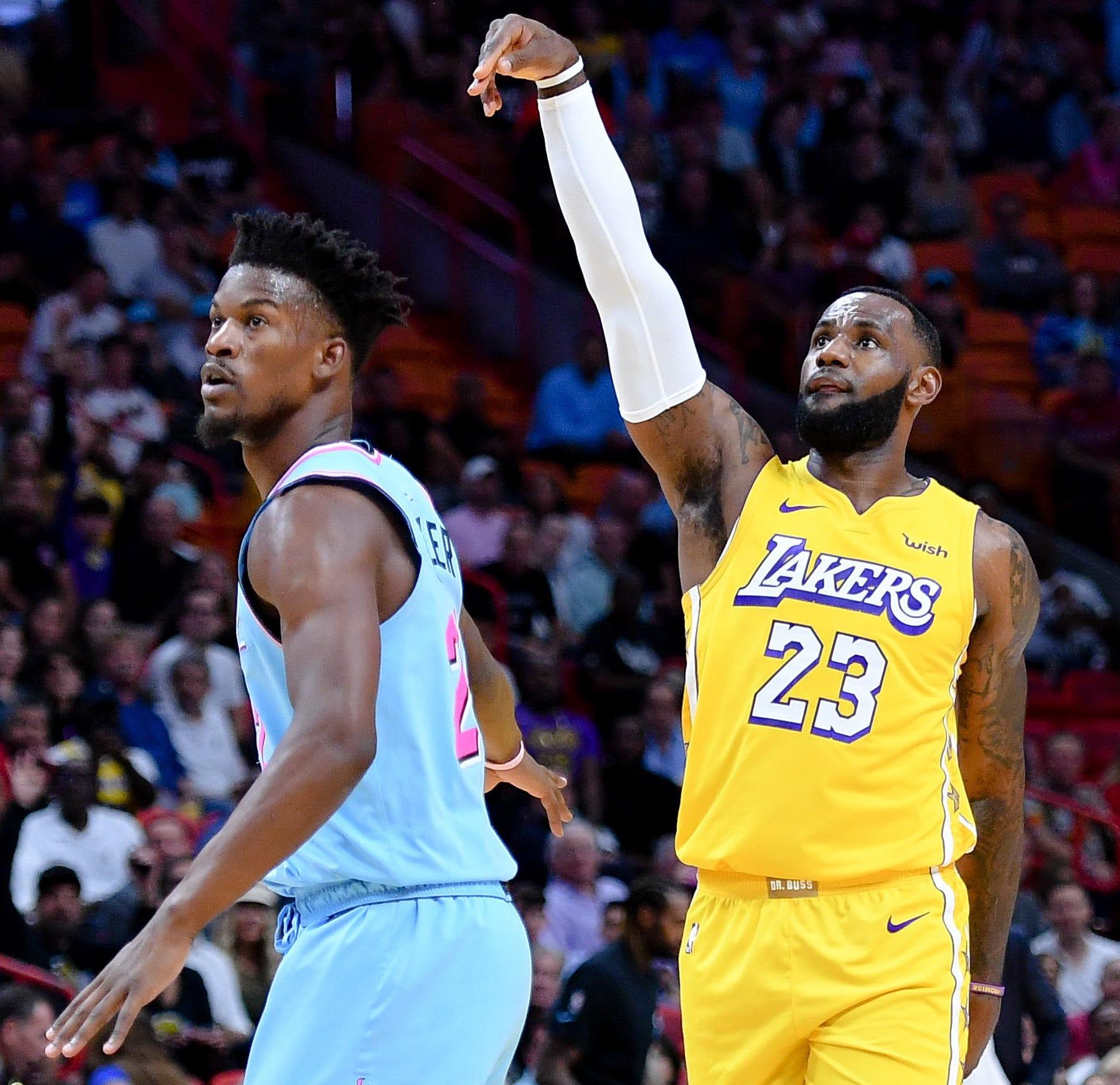 Lakers Vs Heat Picks Who Will Win Nba Championship