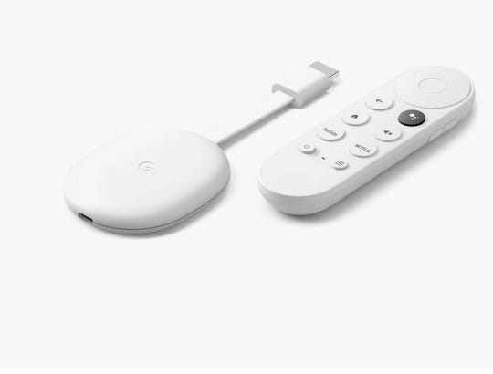 New Chromecast from Google