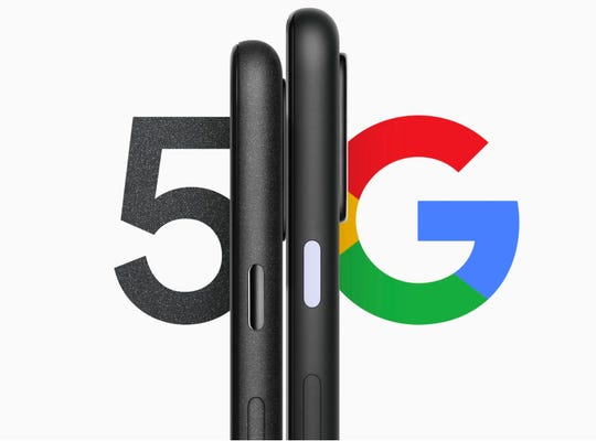 Google Pixel 5 and 4A (5G) phones