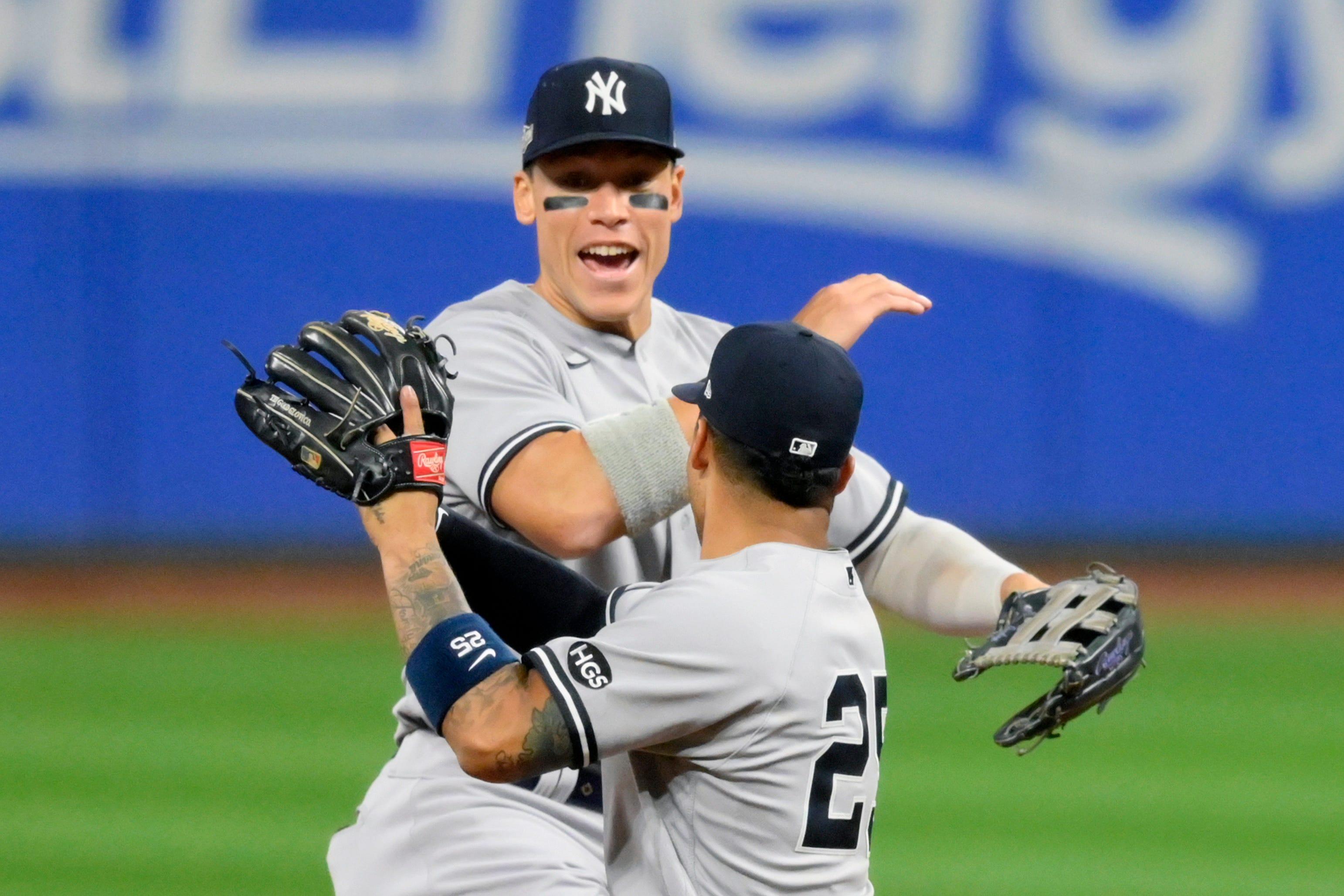 MLB playoffs live updates: Best postseason day ever? Eight games on tap Wednesday