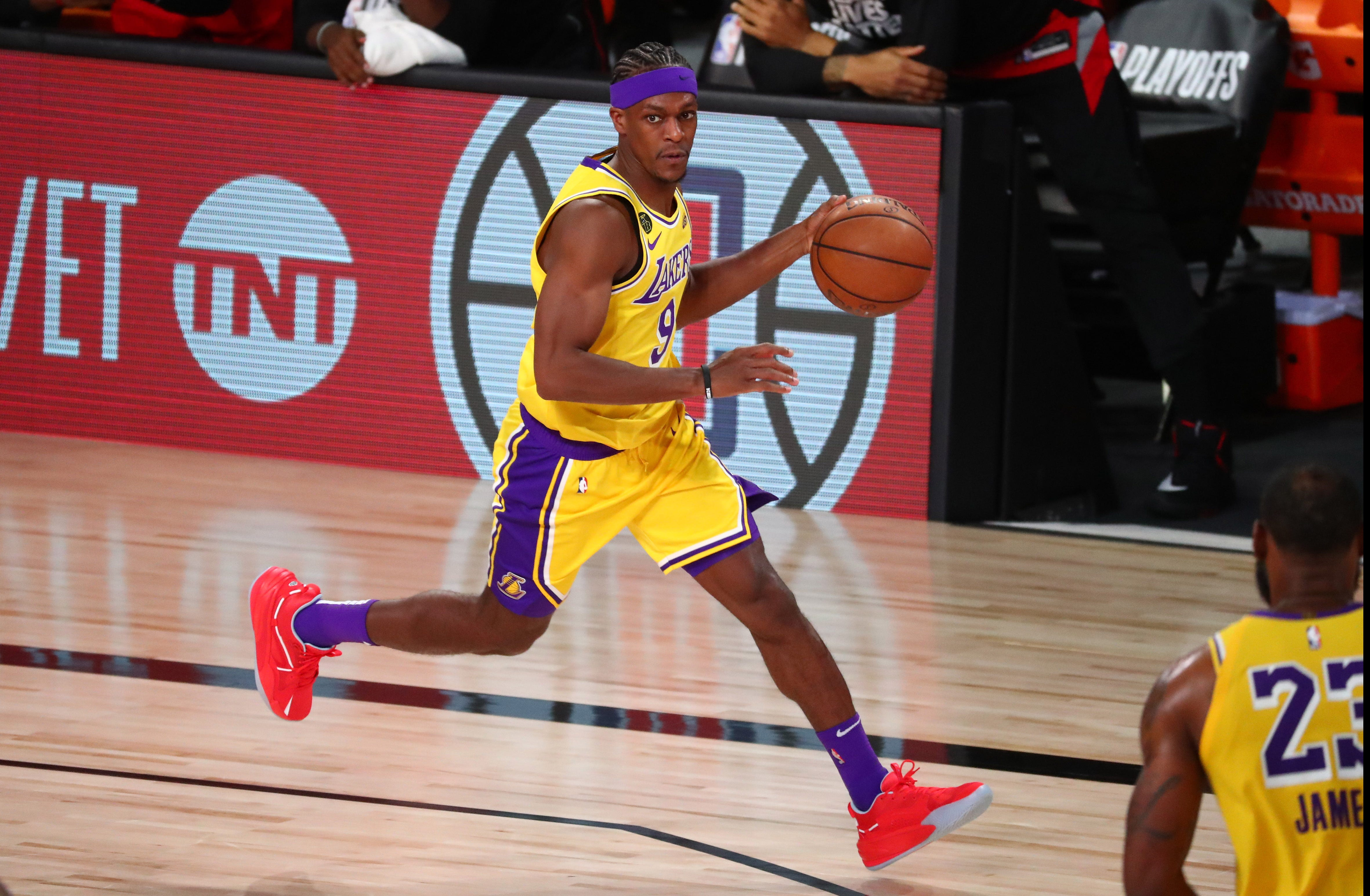 Rajon Rondo Has Different Memories From Los Angeles Lakers Last Title