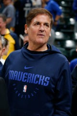 Dallas Mavericks owner Mark Cuban considered running for president in 2020.
