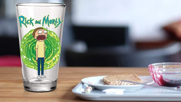 Best gifts for brother: Rick and Morty glasses