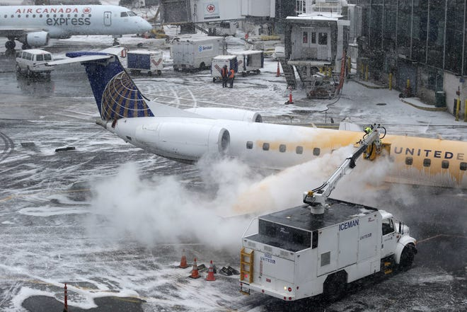 Airlines have issued yet another round of travel waivers ahead of new winter storms for the South and Midwest ahead of the upcoming winter storm.