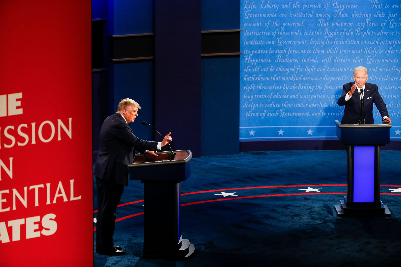 Trump Biden Presidential Debate In Cleveland Was An Insane Spectacle