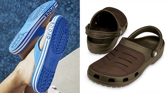 Select Crocs styles are up for grabs for less than $25 right now.