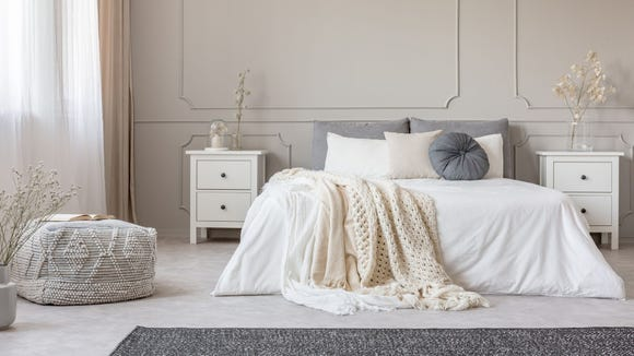 Nab ultra-cozy throws, comforters, pillows and more.