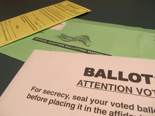 Civic advocates are encouraging voters using absentee ballots to mail them by Oct. 19 and follow directions carefully, including packing the envelopes in the correct order, to ensure the vote is counted.
