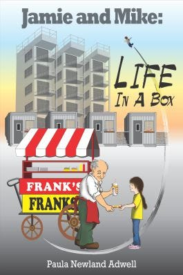 """Life in a Box"" cover."