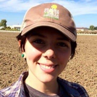 Caitlin Tucker - Regional Vegetable Technician, Cornell Vegetable Program