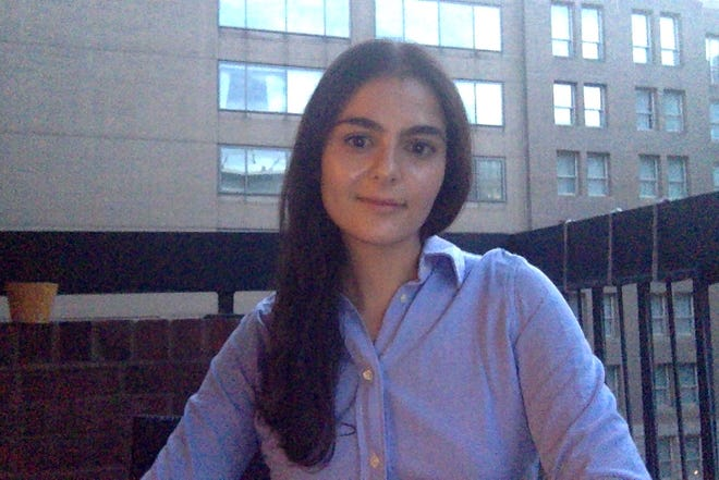 Sarah Alaoui, Guest columnist