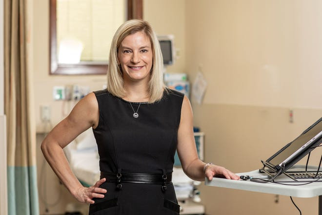 Dr. Slam specializes in breast surgery at Taylor Station Surgical Center where she treats patients like family.