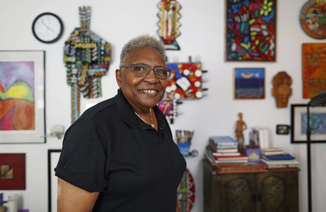 Artist Queen Brooks