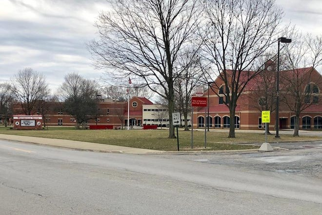 Westerville South High School [Marla Kuhlman/ThisWeek file photo]