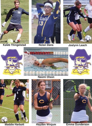 Pirates of the Week Oct. 1