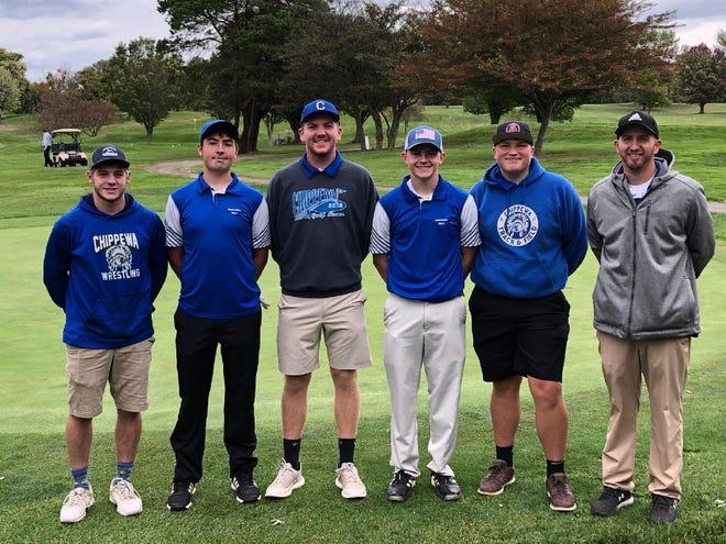 Chippewa boys golf team.
