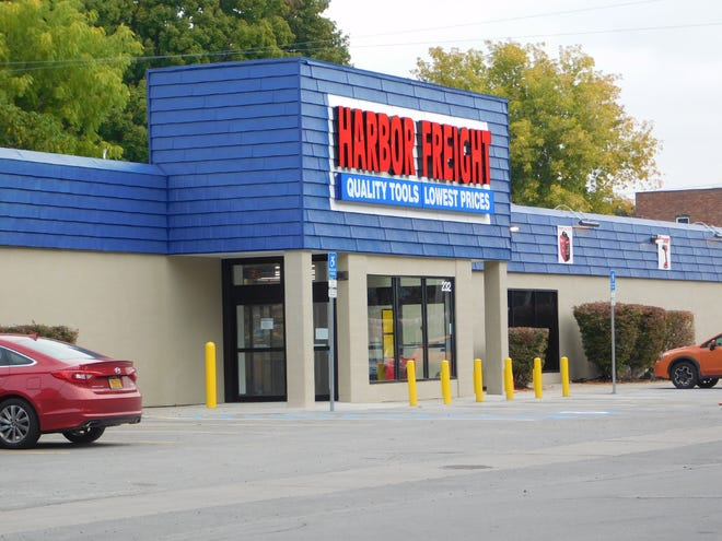 The new Harbor Freight store in Herkimer is scheduled to open Oct. 17.