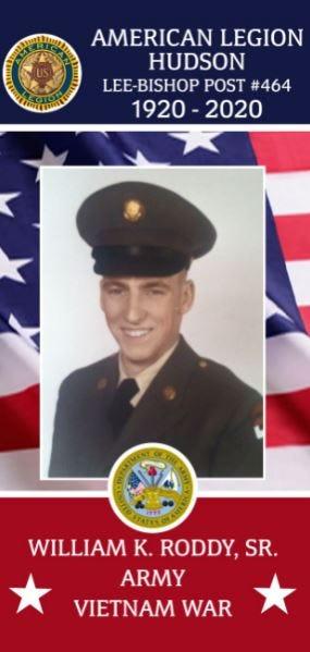 William K. Roddy Sr.