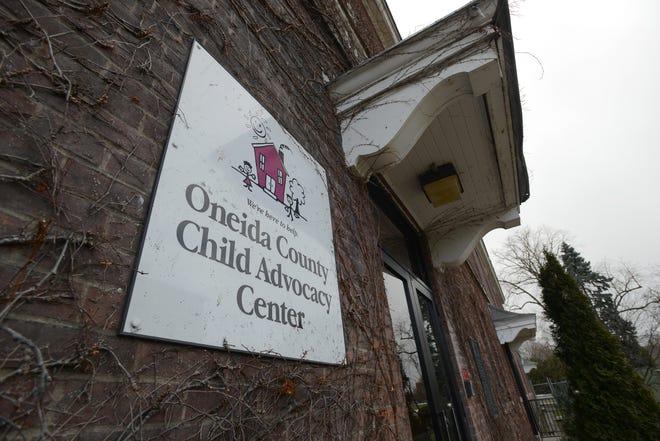 The Oneida County Child Advocacy Center in Utica. [FILE PHOTO]