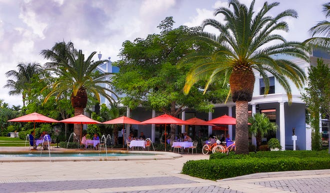 The Royal Poinciana Plaza will be the home for three new galleries.