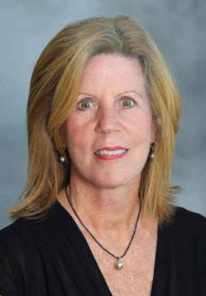 Palm Beach County Tax Collector Anne Gannon.