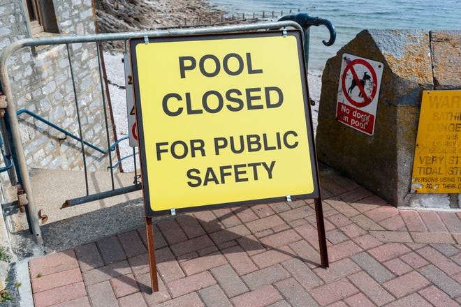 Pool availability varies across the country.