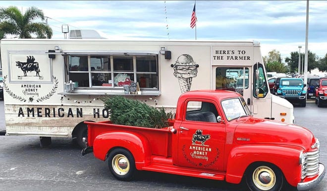 American Honey Creamery has operated out of a food truck for about a year and a half.