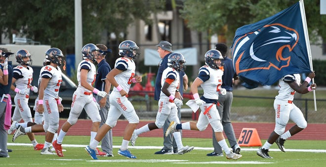 Bradenton Christian's football game Friday at Fort Myers Evangelical Christian has been canceled because of COVID-19 concerns with the Panthers.
