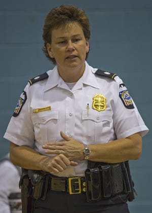 Rhonda Grizzell, a community-response bureau commander with the Columbus Division of Police, was named Reynoldsburg's deputy chief of police on Sept. 30. She will start her new role Monday, Oct. 12.
