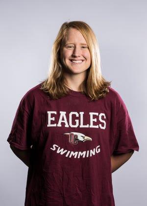 Jamie McGarrigle of Oklahoma Christiian