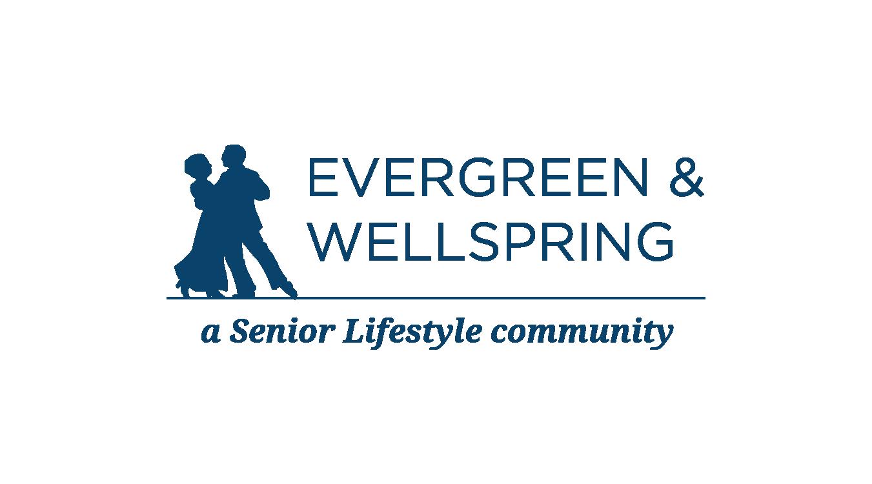 Evergreen & Wellspring Logo