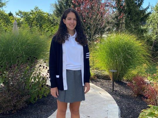 Roselyn Ortiz of Martinsville attended Wake Forest Neuroscience Institute, an online program, over the summer.