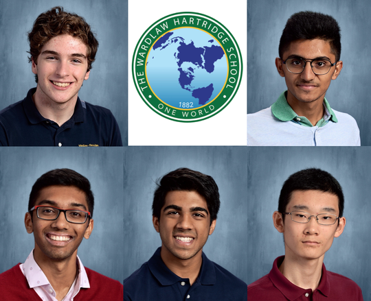 Wardlaw+Hartridge School announces National Merit commended students.