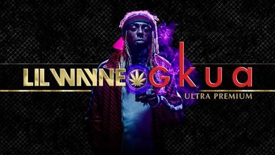 Lil Wayne's cannabis line GKUA Ultra Premium is set to launch in Michigan on Friday. Young Money Entertainment rapper and reality TV show star Lil Twist is set to tour Detroit Oct. 10 to promote the products.