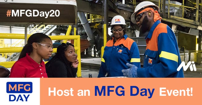 MFG Day helps show the reality of modern manufacturing careers by encouraging thousands of companies and educational institutions around the nation to open their doors to students, parents, teachers and community leaders.