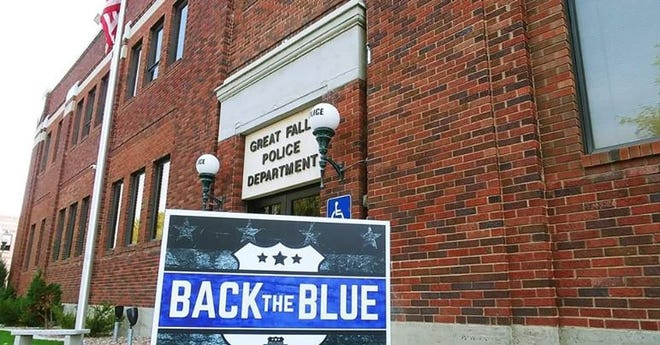 A rally is planned to support law enforcement in Great Falls Saturday, along with a ride through town.