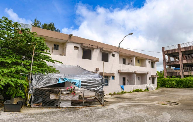Guam Public Works issues citations to abandoned Tumon properties