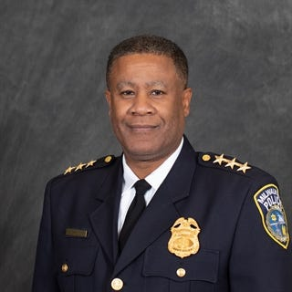 Milwaukee Assistant Chief of Police Terrence Gordon