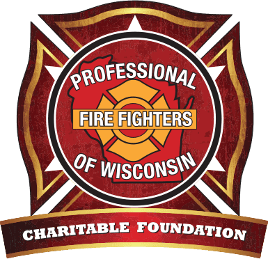 Professional Fire Fighters of Wisconsin Charitable Foundation Logo