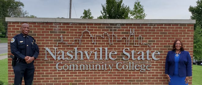 A new partnership between the Metro Nashville Police Department and Nashville State Community College will give officers the opportunity to earn their associate degree in one year. Interim Chief John Drake and College President Dr. Shanna Jackson announced the partnership Thursday, Oct. 1, 2020.