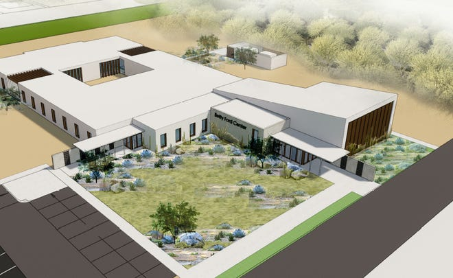 The Betty Ford Center expansion project will break ground in spring 2021