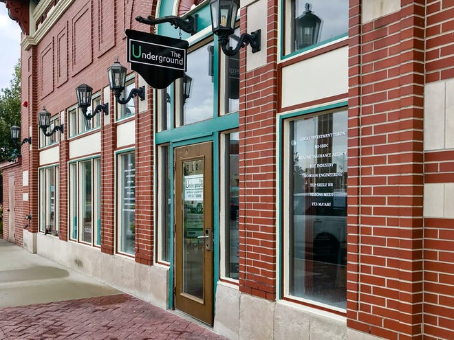 Business incubator and co-working space The Underground has moved to 312 Superior Mall in downtown Port Huron.