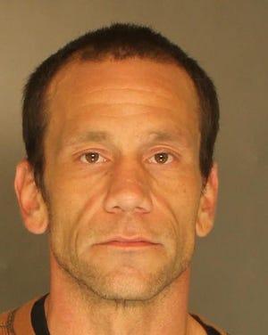 Travis Mitchell Schell, 38, of Newberry Township