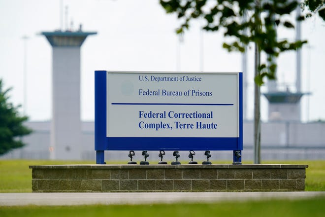Orlando Hall's lawyers said in a statement that their client is scheduled to die by lethal injection Nov. 19 at a federal prison in Terre Haute, Indiana. The Department of Justice confirmed that information.