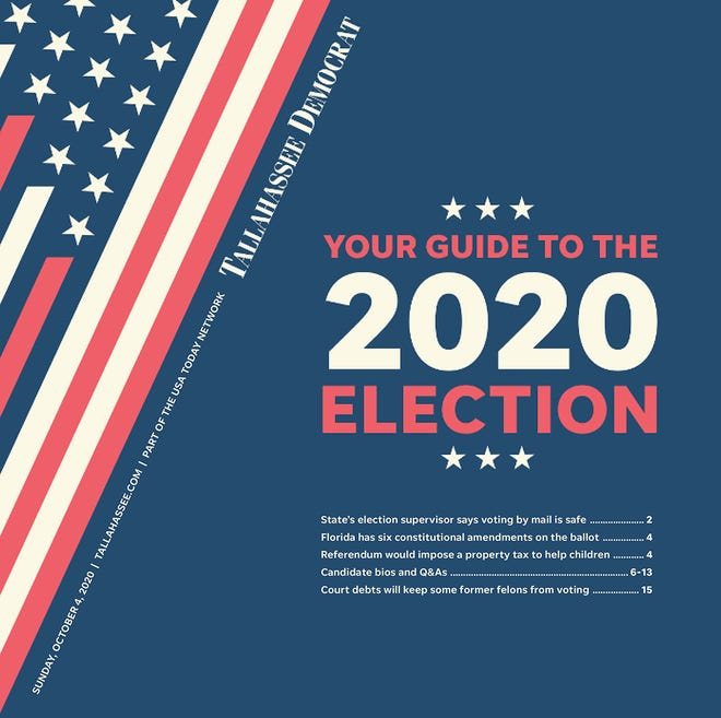 Your guide to the 2020 election