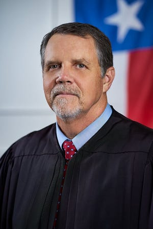 Jeff Alley candidate for Chief Justice, 8th Court of Appeals District